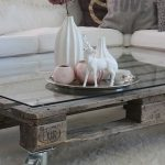 Shipping pallet table: How to make your own