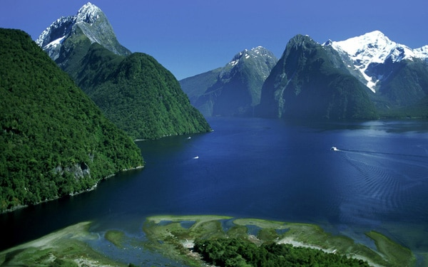 Norway isn't the only place in the world with fiords - Fiordland National Park