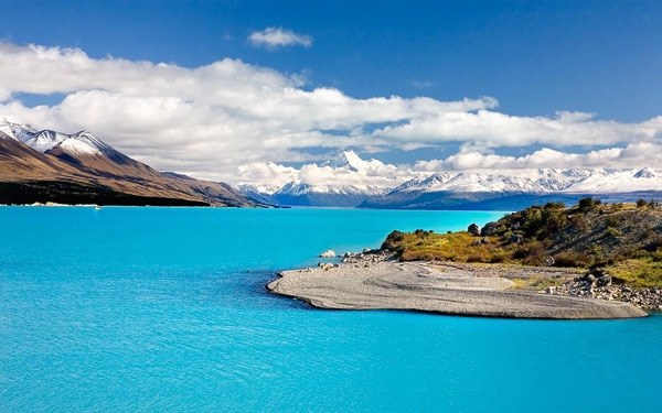 24 Near Christchurch New Zealand