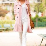 Trendy trench coats