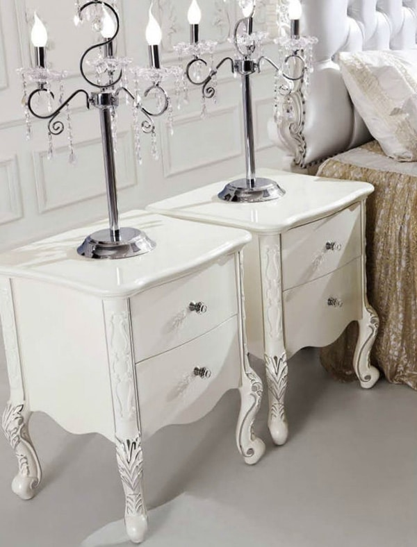 bedside table antique