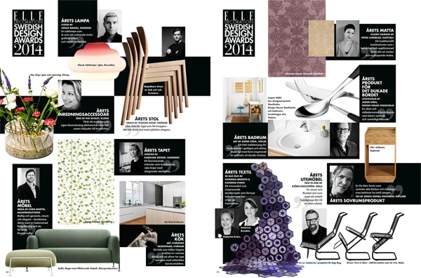 elle design awards 2014 vinnare