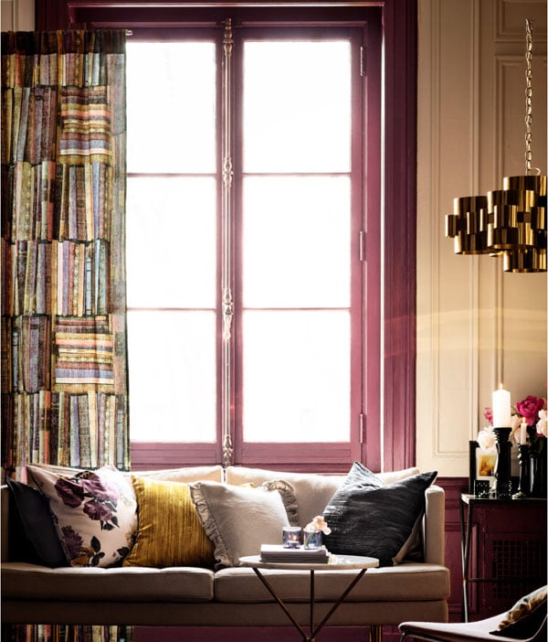 Hm Home Decor: Purple And Poetry At HM Home