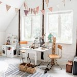 Vintage decor for children