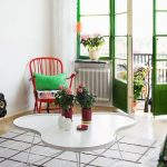 HOT DECOR TREND 2015: green as the spring grass