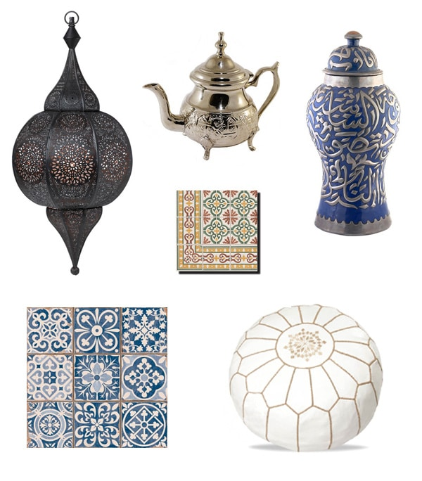 Moroccan details