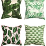 Trend 2016 – Cheap green decorative cushions