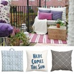 5 DIY tips for a glam balcony on a low budget