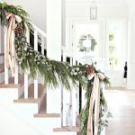 8 fab ways how to Christmas decorate pine branches