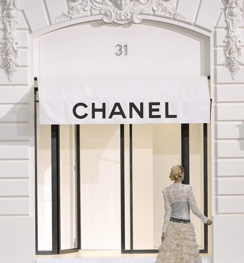 paris springtime chanel