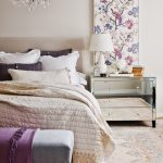 Interior design tips: Purple details