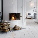 Interior design tips: Tiled fireplaces make a difference