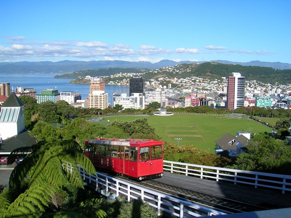 The capital - Wellington