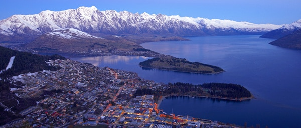 Adventure Capital of the Wold - Queenstown