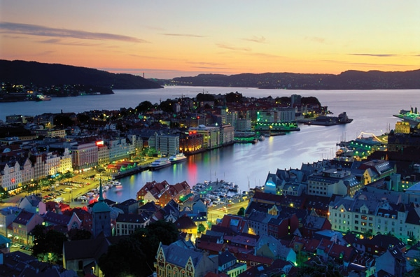 Bergen-in-Norway