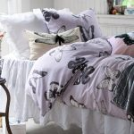 Get the style: Butterflies in bed