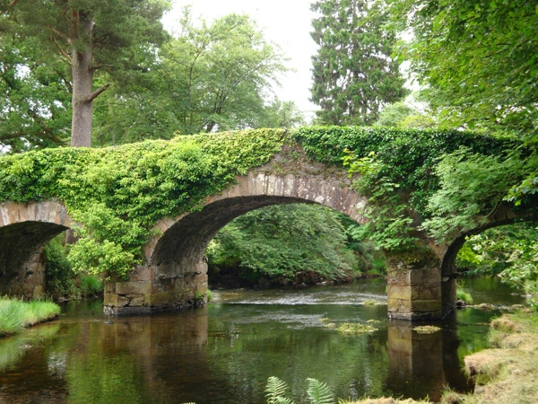 3 ireland county wicklow bridge