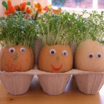Easter crafts and Easter decorations