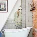 Get a romantic bathroom on a budget