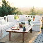 Cheap outdoor furniture that rocks your balcony
